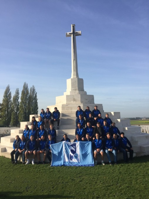 blues tyne cot