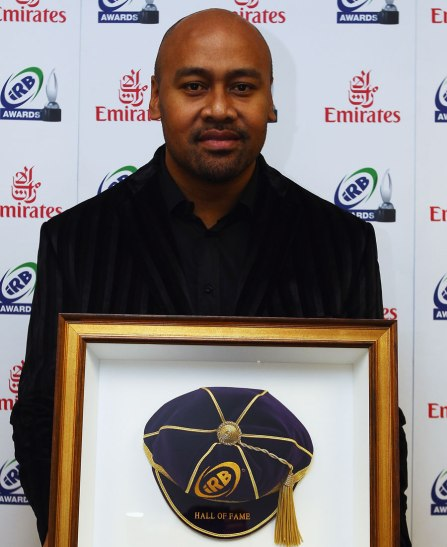 Lomu Hall of Fame